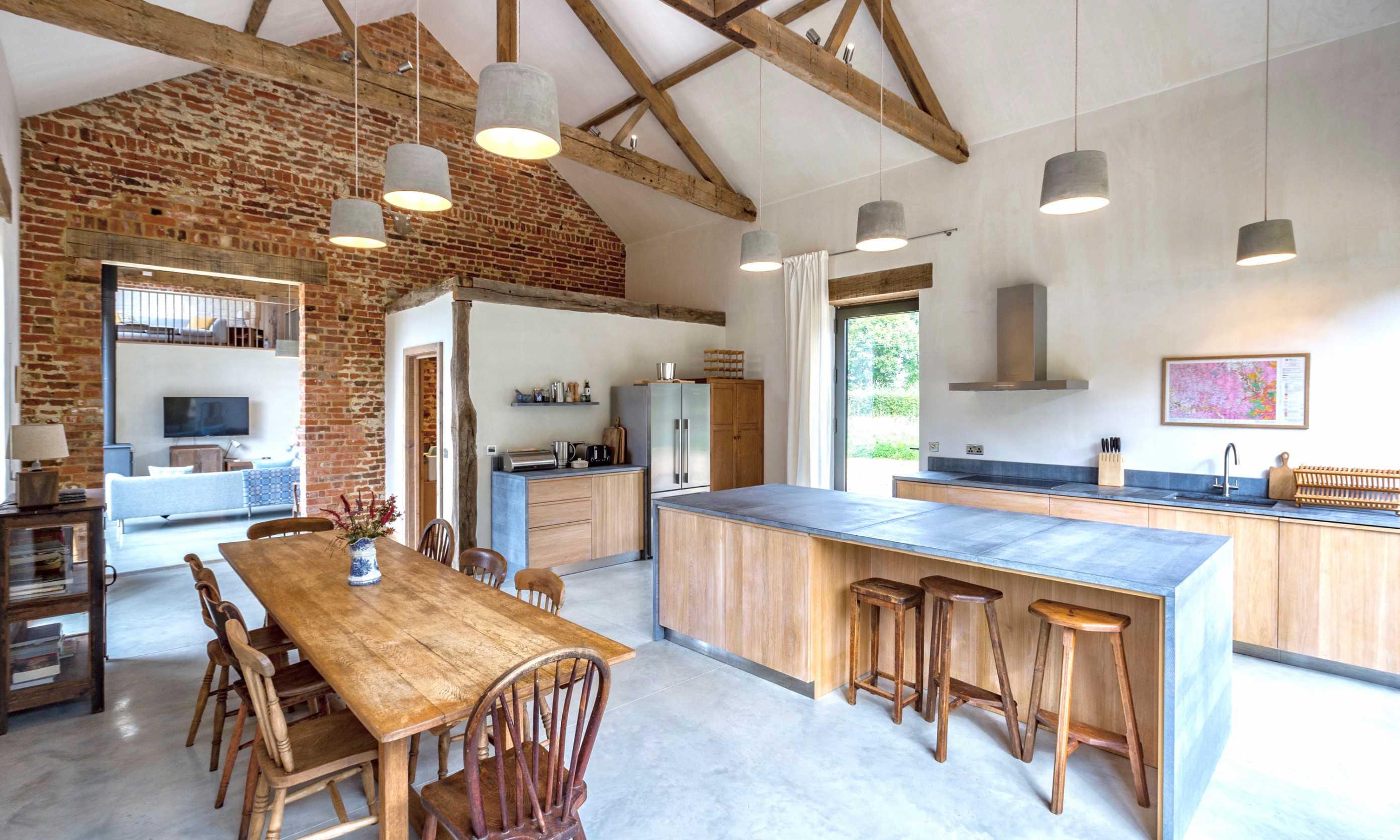 Luxury Norfolk Holiday Barn - Old Hall Farm Barn